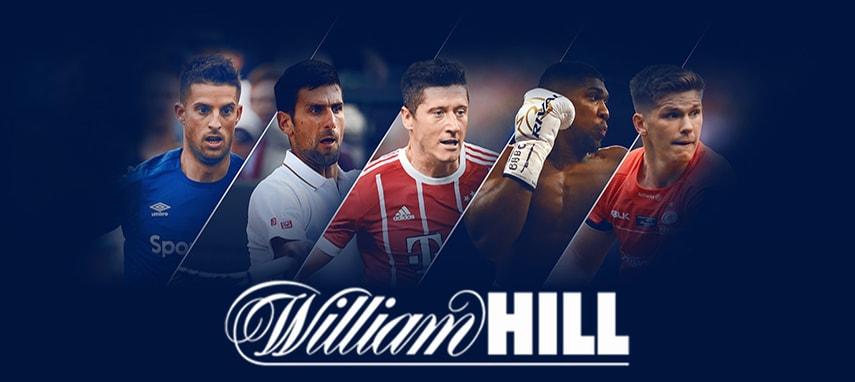 Bonus e promozioni di William Hill